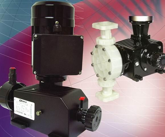 帕斯菲达机械隔膜计量泵